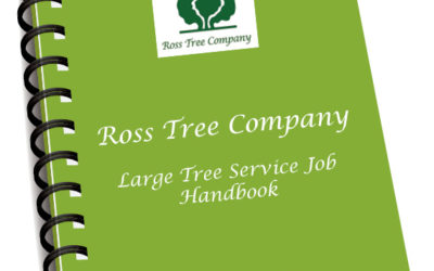 Large Tree Service Job Handbook