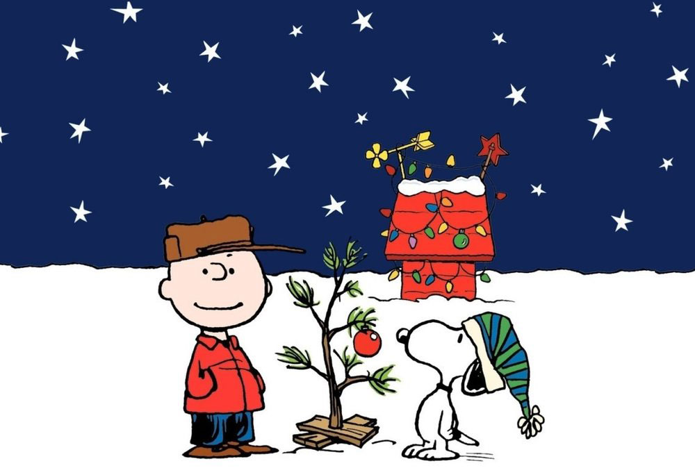 Finding a Charlie Brown Christmas Trees